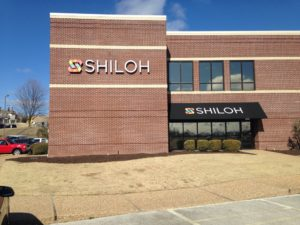 Shiloh Custom Letters and Logo