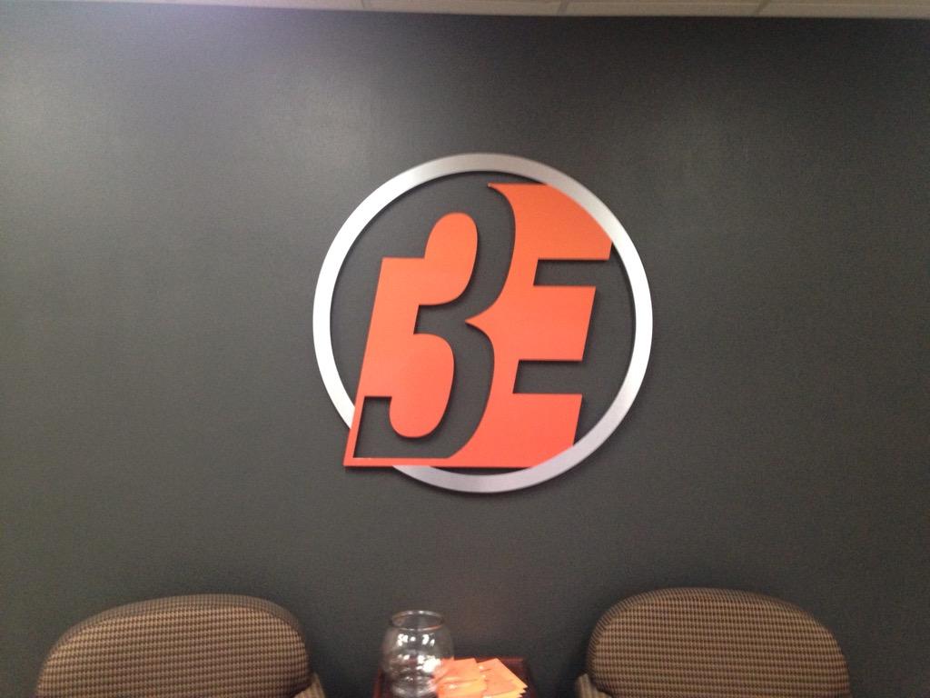 3E Interior Custom Logo