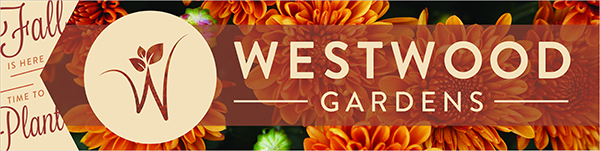 Westwood Gardens Fall Banner