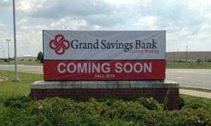 Grand Savings Bank Banner