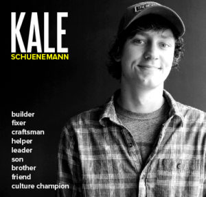Photo of Kale Schuenemann