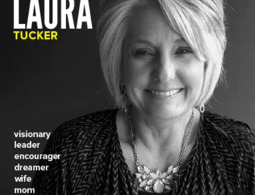 Staff Spotlight: Laura Tucker